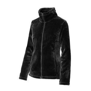 New Balance Faux Fur Zip-up Jacket